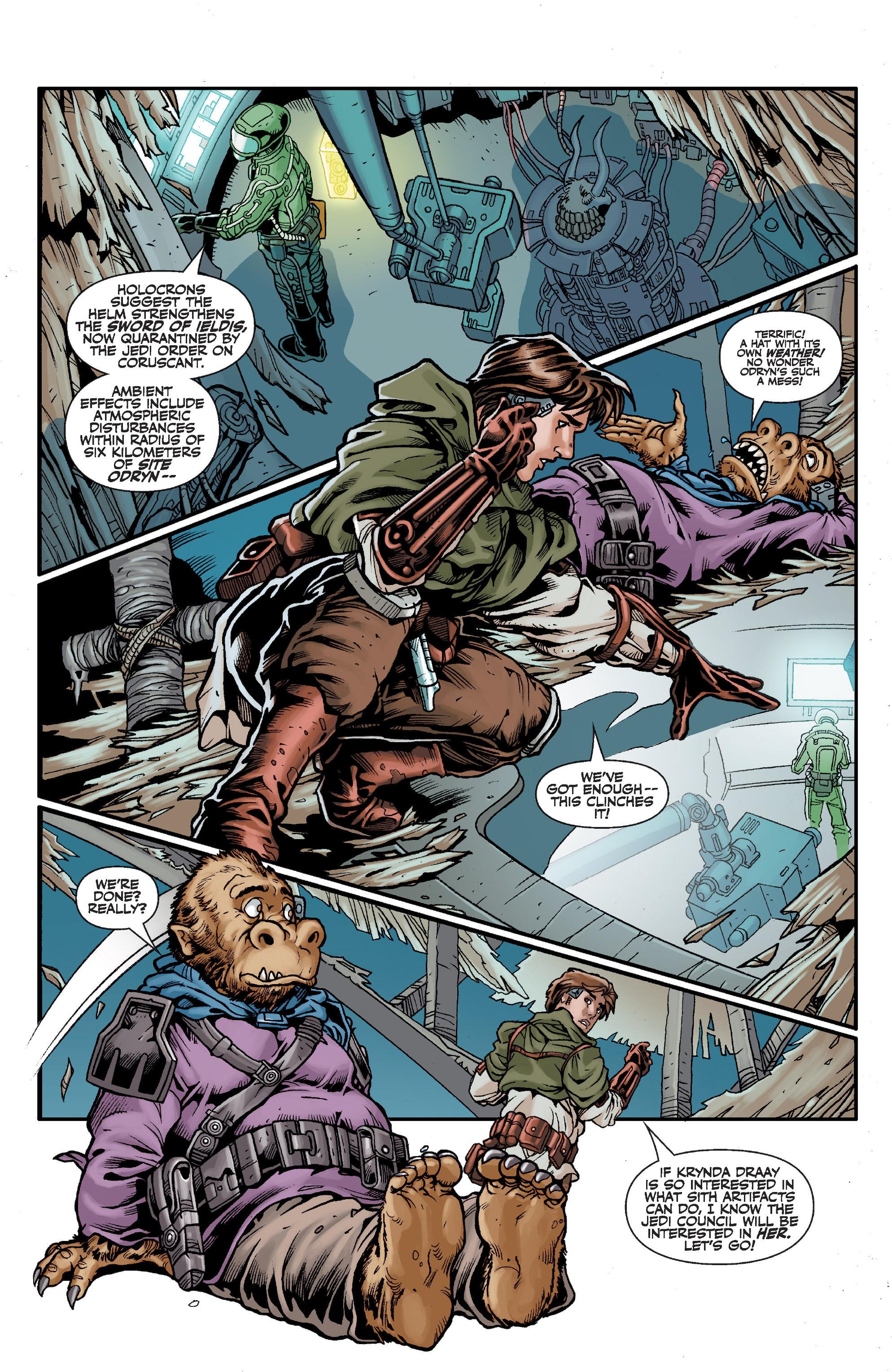 Read online Star Wars Omnibus comic -  Issue # Vol. 32 - 250