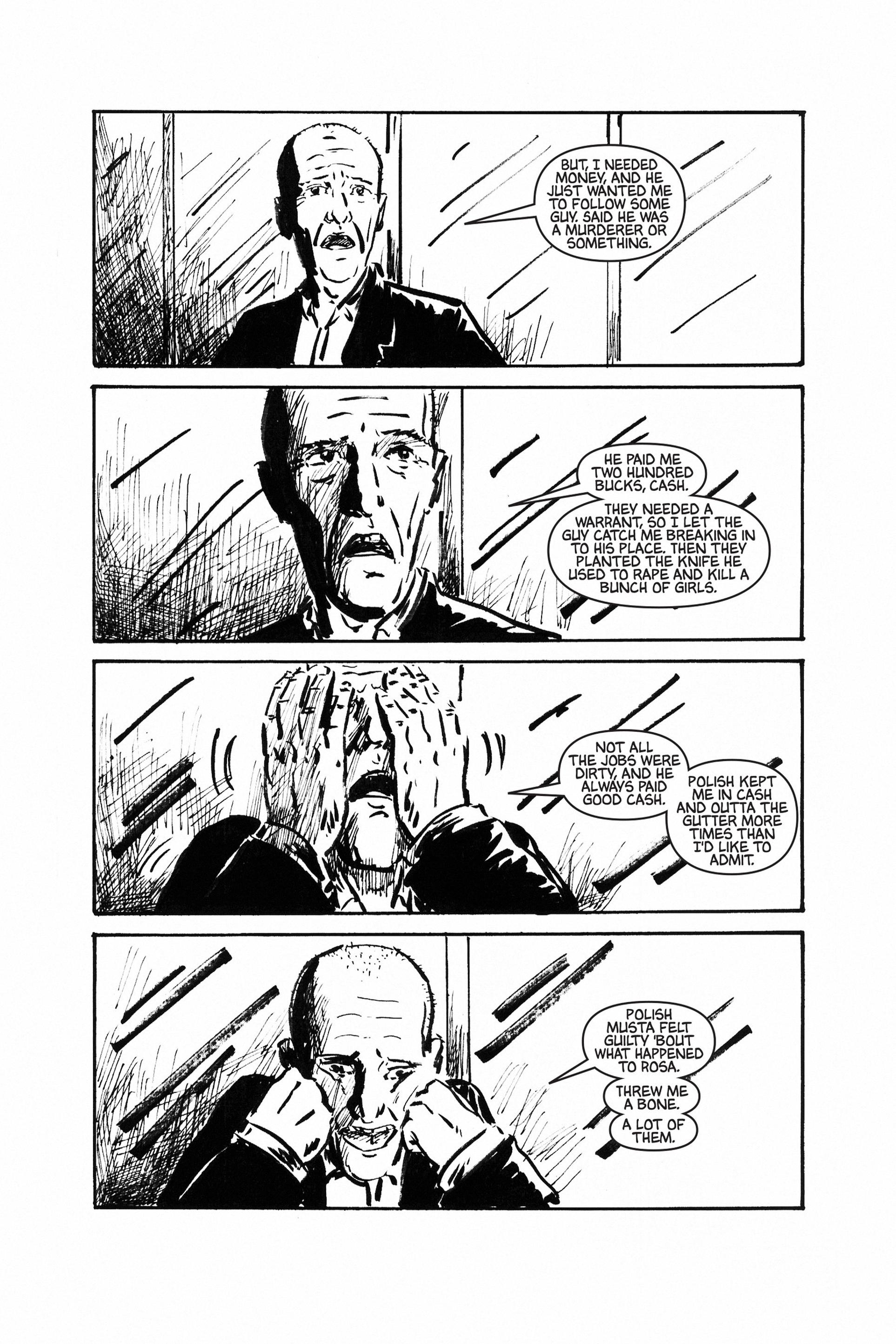 Read online Tumor comic -  Issue # TPB - 154
