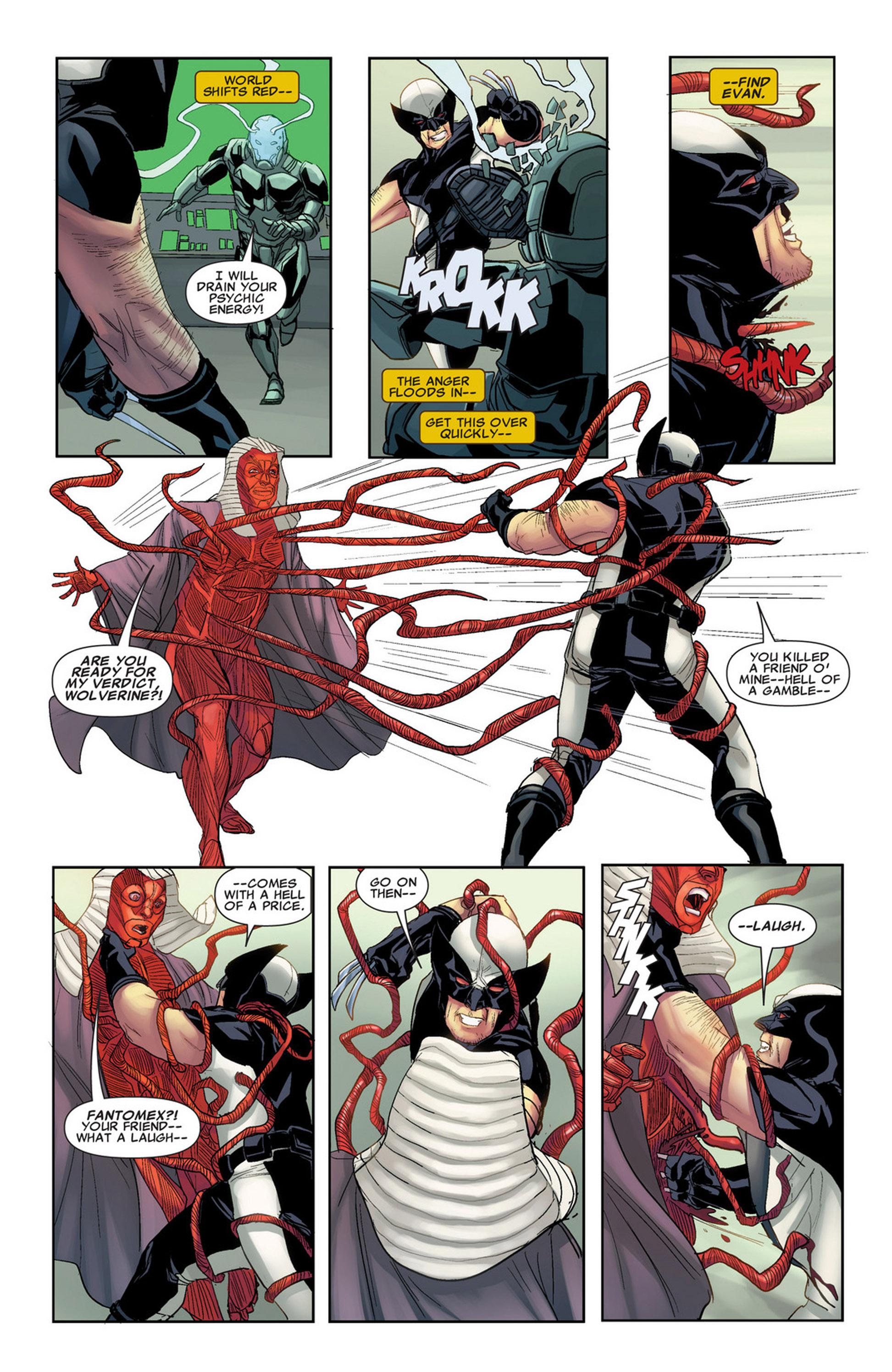 Uncanny X-Force (2010) #32 #34 - English 20