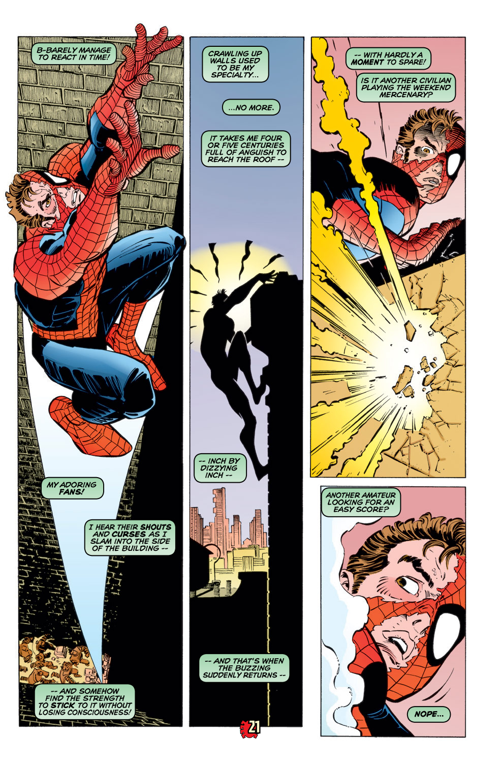 The Amazing Spider-Man (1963) 432 Page 21
