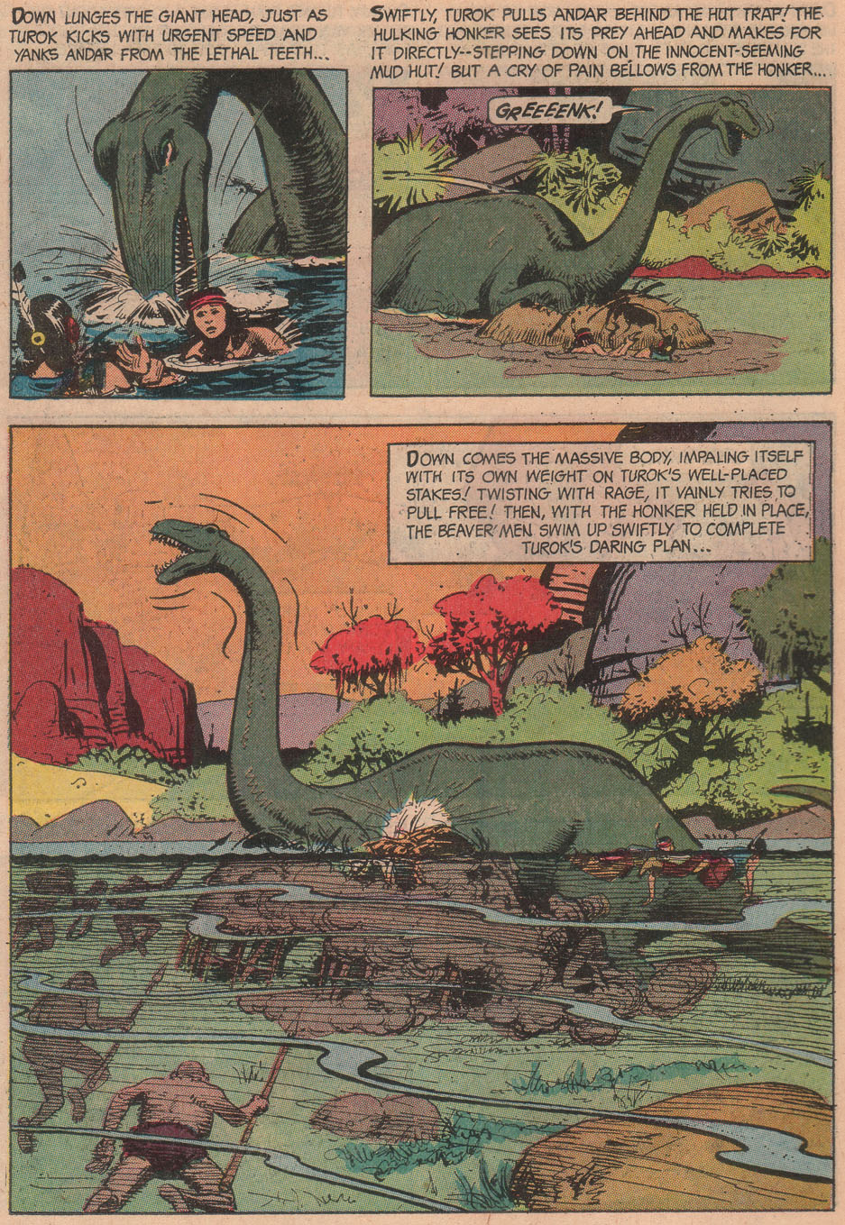 Read online Turok, Son of Stone comic -  Issue #51 - 14