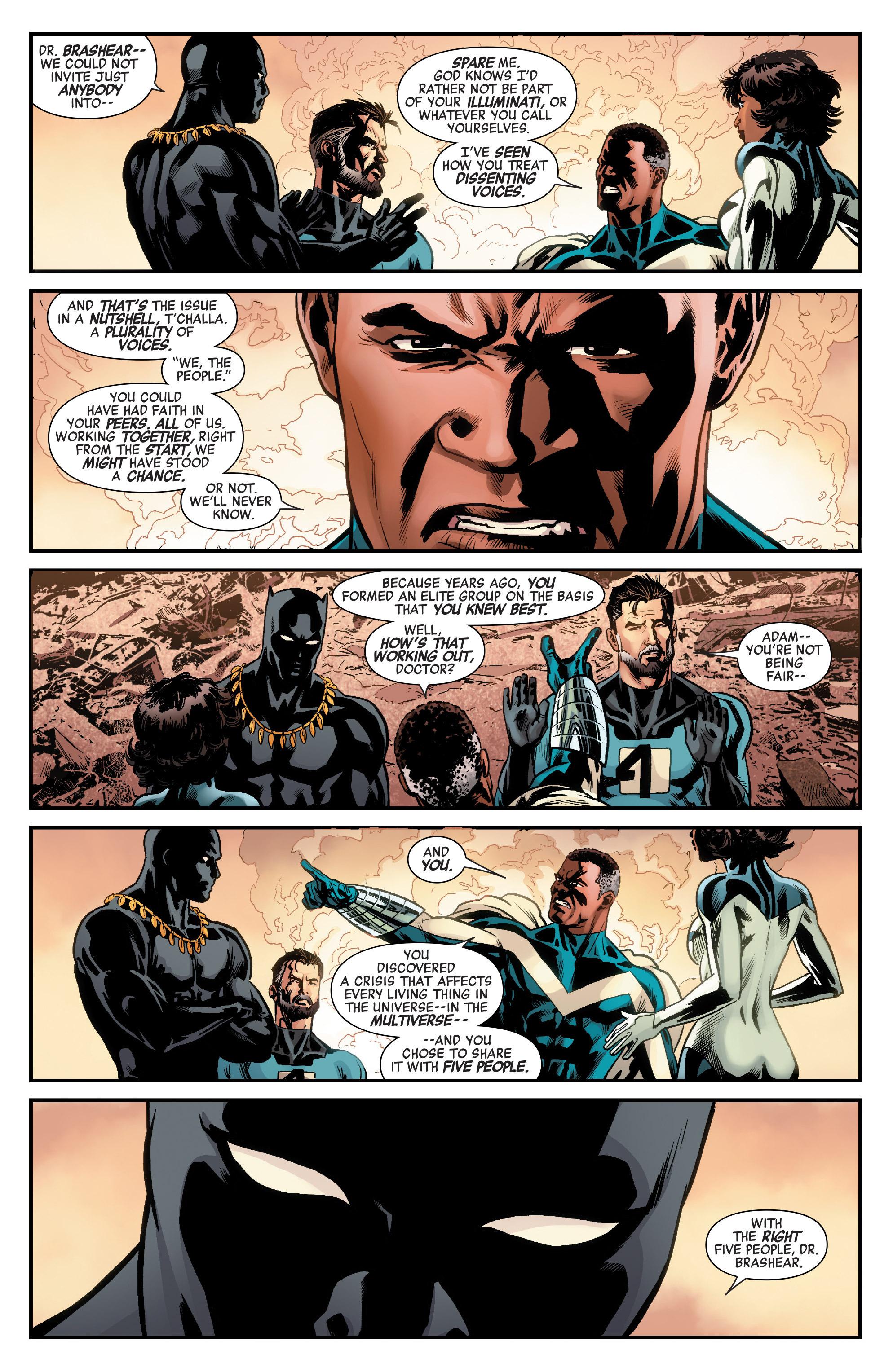 Read online Secret Wars: Last Days of the Marvel Universe comic -  Issue # TPB (Part 1) - 23