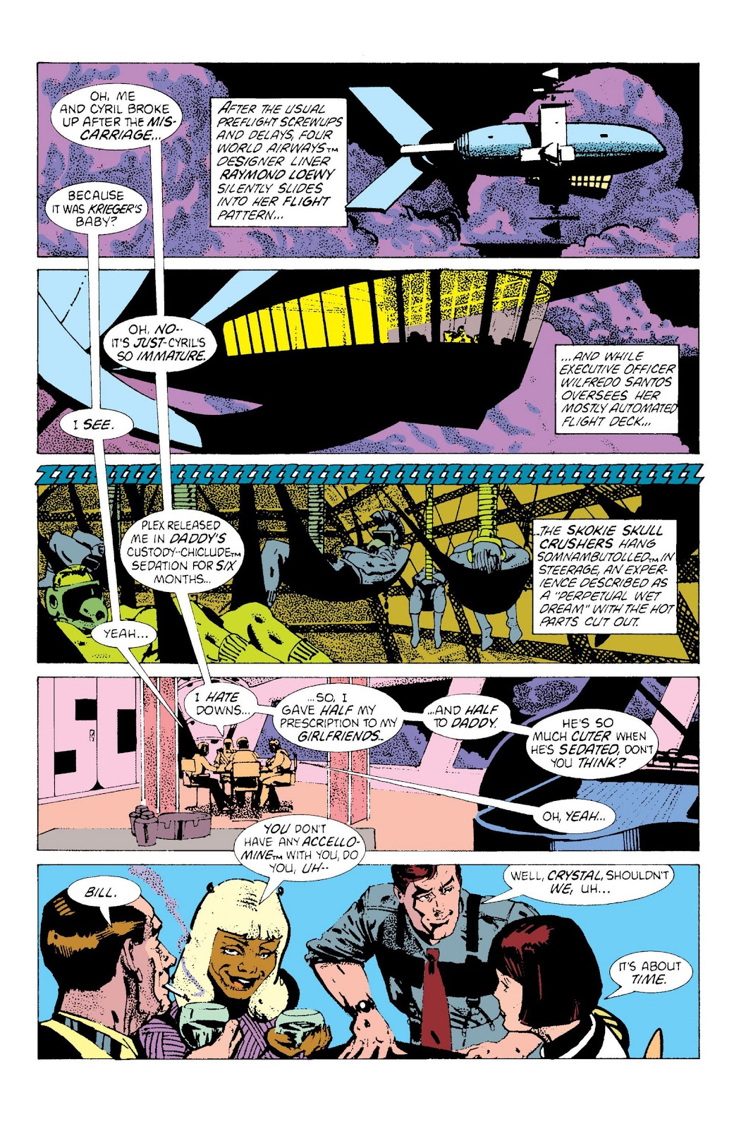 American Flagg! issue Definitive Collection (Part 2) - Page 30