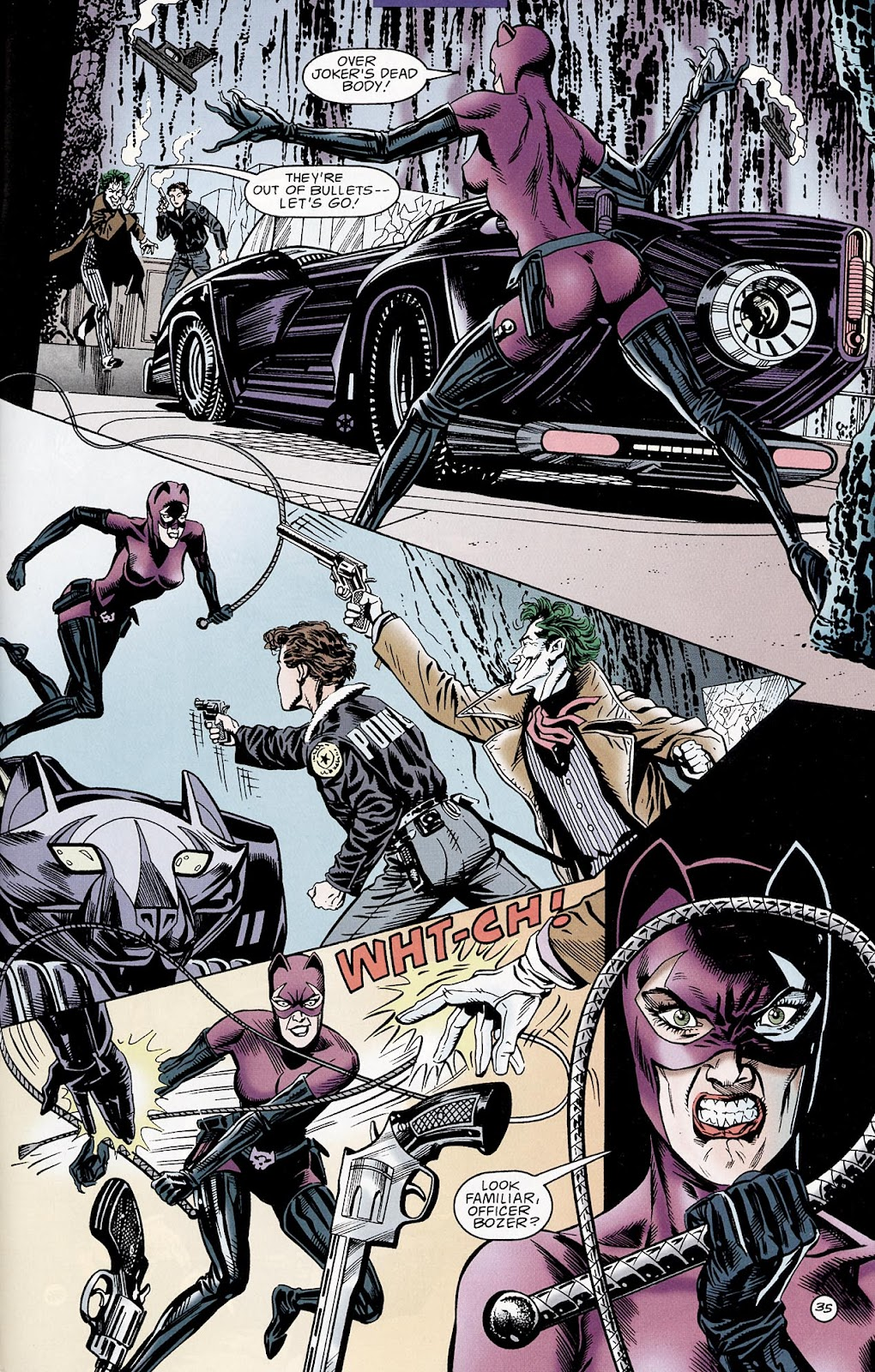 Catwoman (1993) Annual 3 #3 - English 36