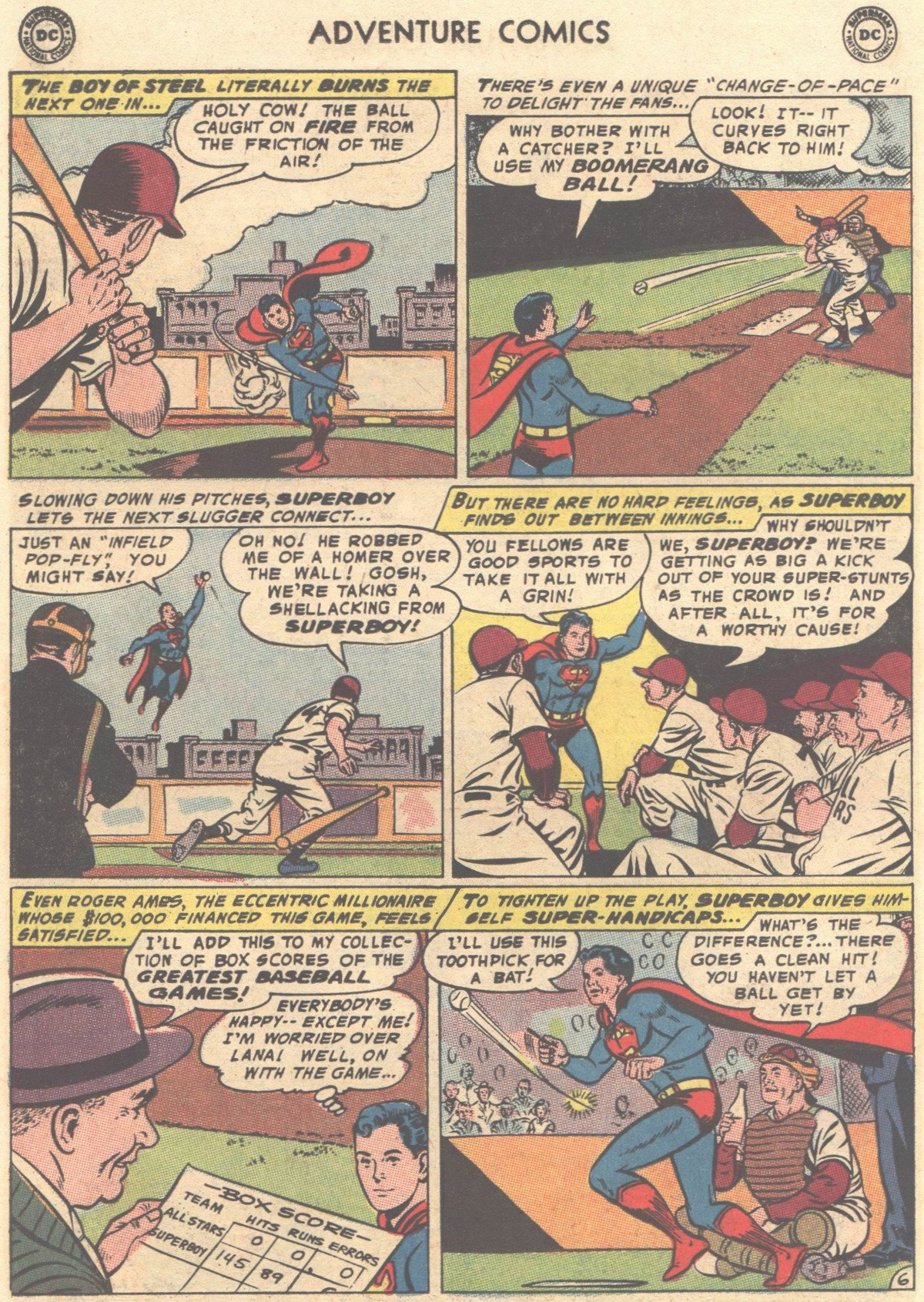 Read online Adventure Comics (1938) comic -  Issue #334 - 30