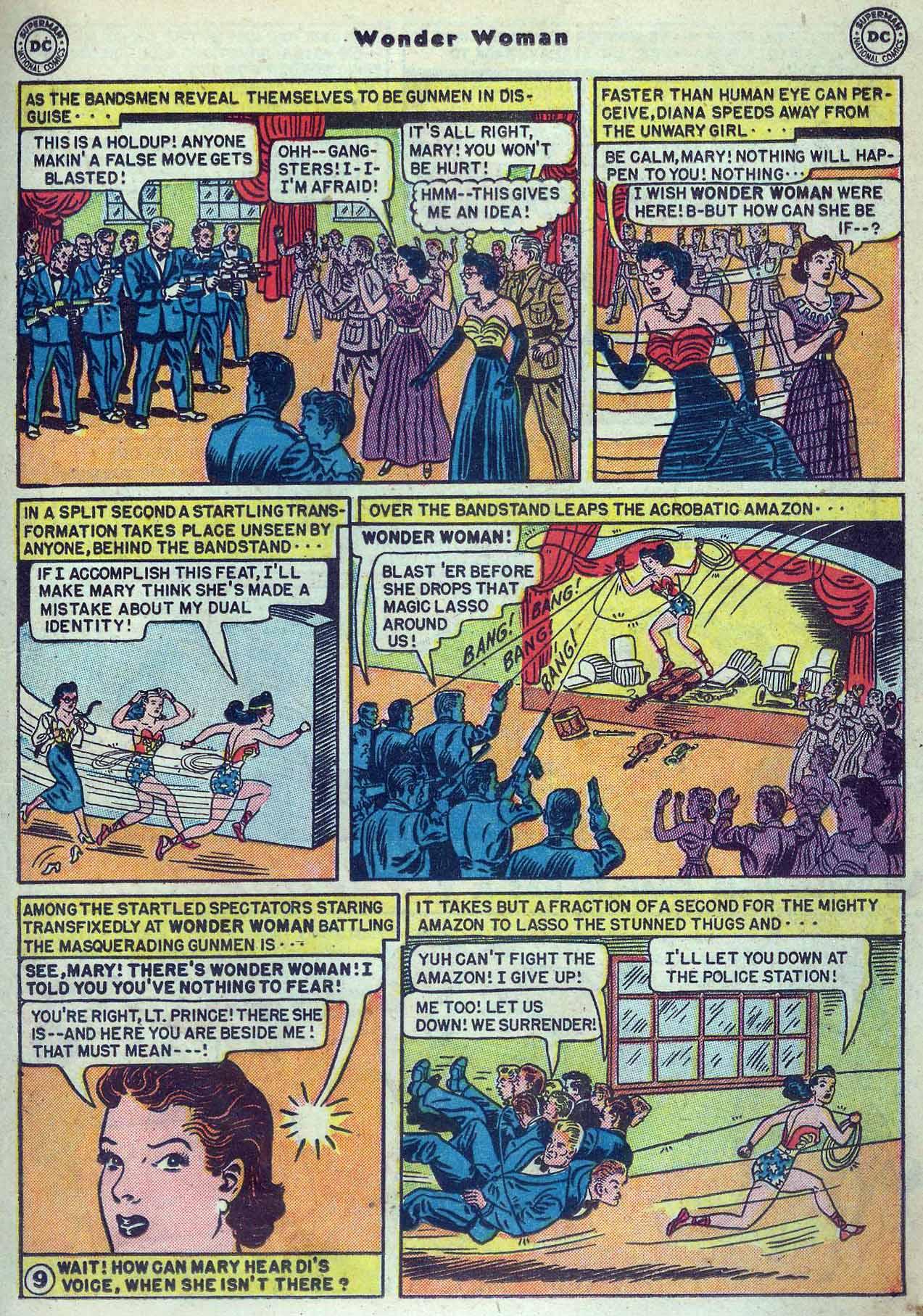 Read online Wonder Woman (1942) comic -  Issue #53 - 23