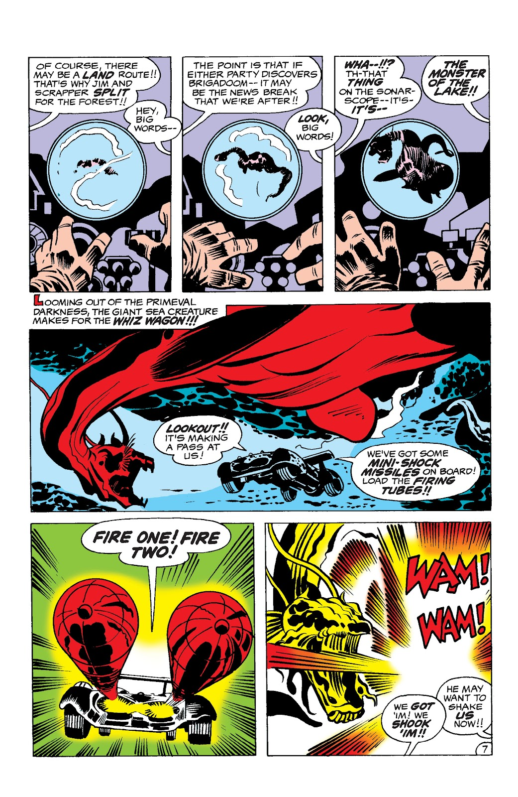 Read online Superman's Pal, Jimmy Olsen by Jack Kirby comic -  Issue # TPB (Part 3) - 69