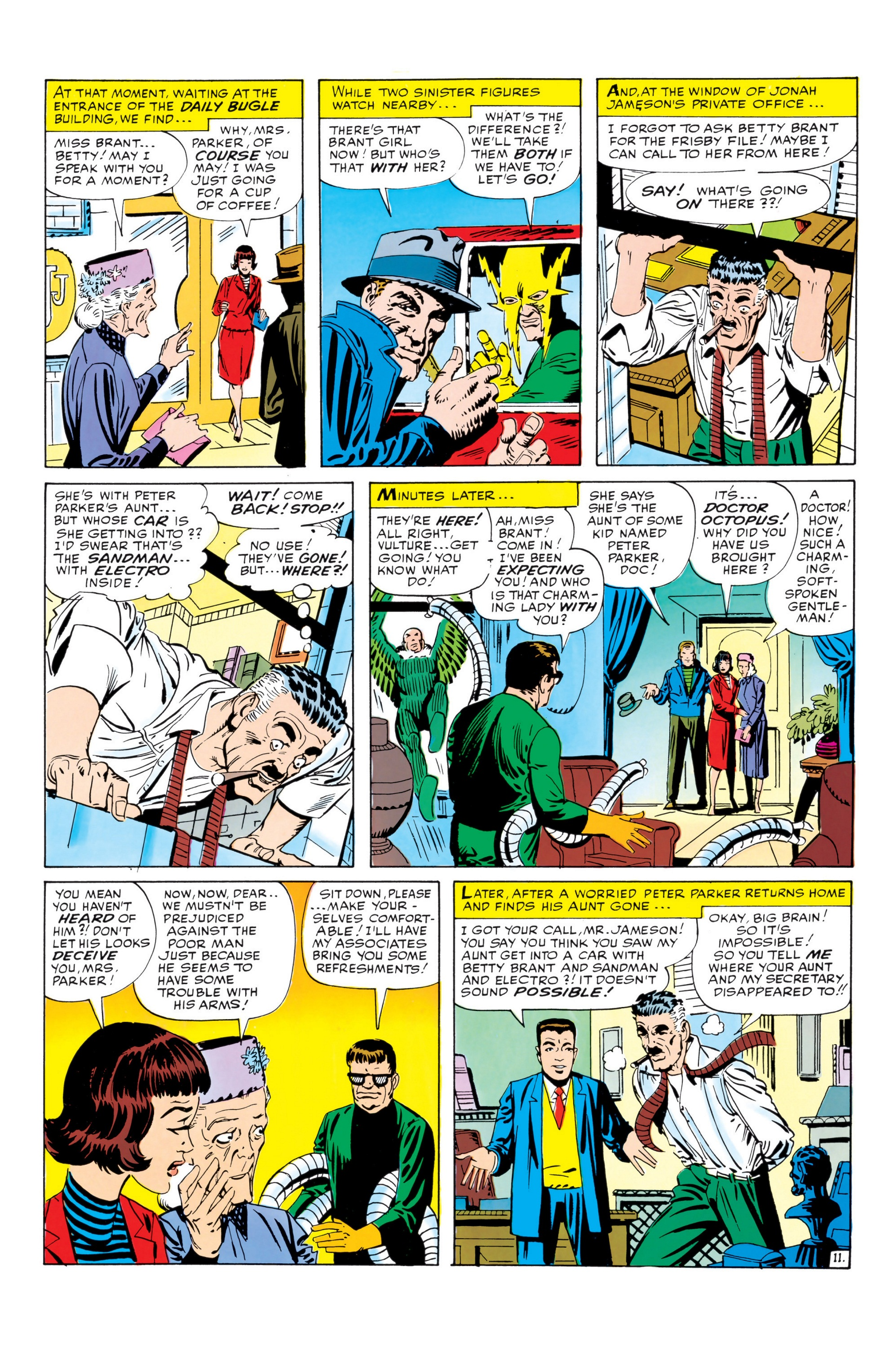 The Amazing Spider-Man (1963) _Annual_1 Page 11