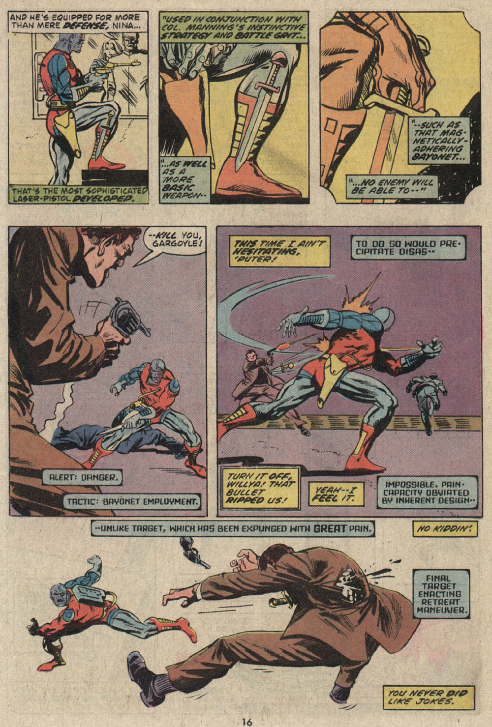 Read online Astonishing Tales (1970) comic -  Issue #25 - 11