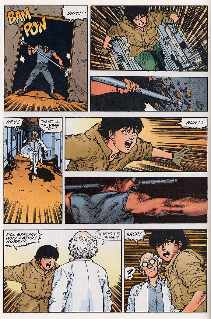 Read online Akira comic -  Issue #26 - 15