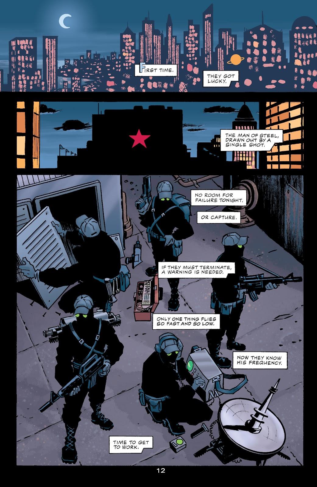 Batman/Superman/Wonder Woman: Trinity issue 1 - Page 12