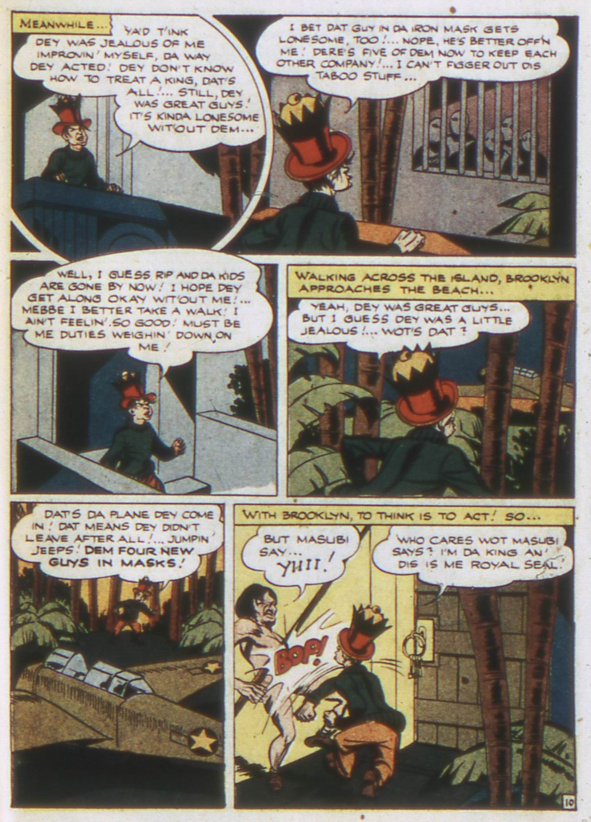Read online Detective Comics (1937) comic -  Issue #87 - 55