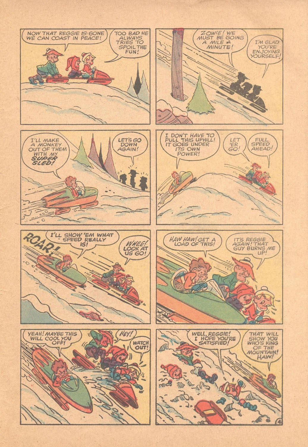 Little Dot (1953) issue 30 - Page 37