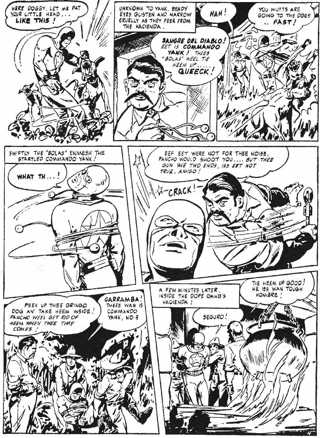 Read online Men of Mystery Comics comic -  Issue #73 - 7