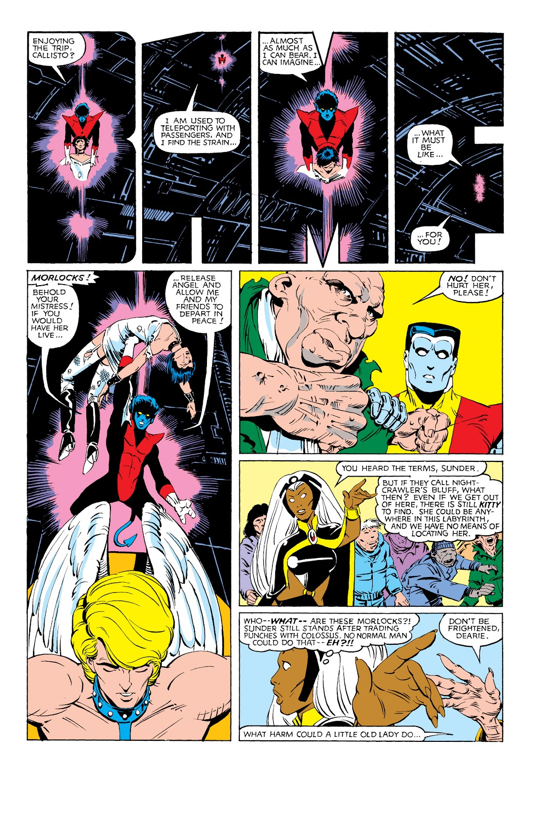 Uncanny X-Men (1963) issue 170 - Page 8