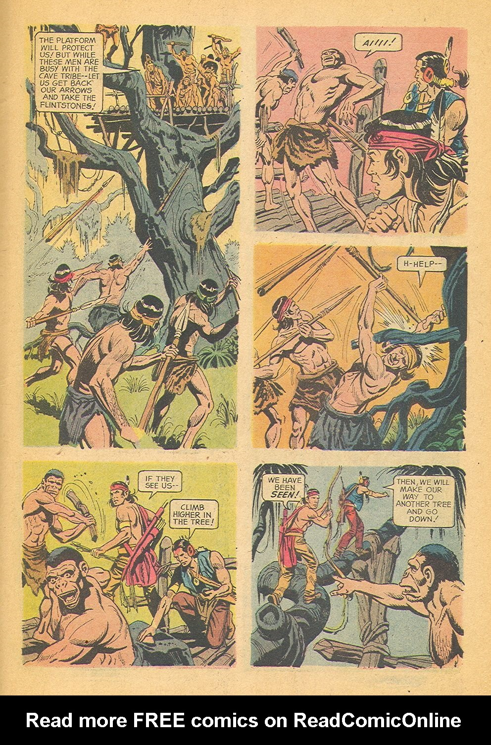 Read online Turok, Son of Stone comic -  Issue #77 - 31
