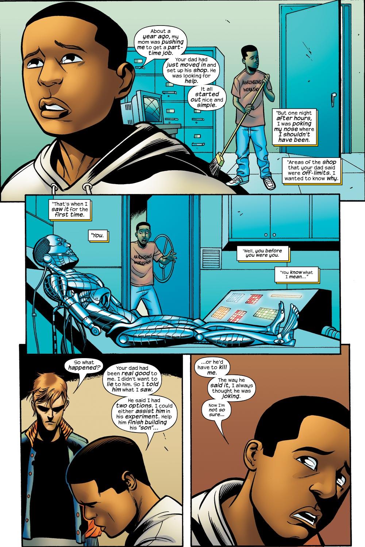 Read online Machine Teen comic -  Issue #4 - 8