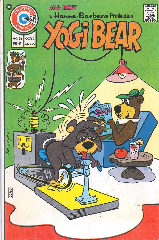 Yogi Bear (1970) 23 Page 1