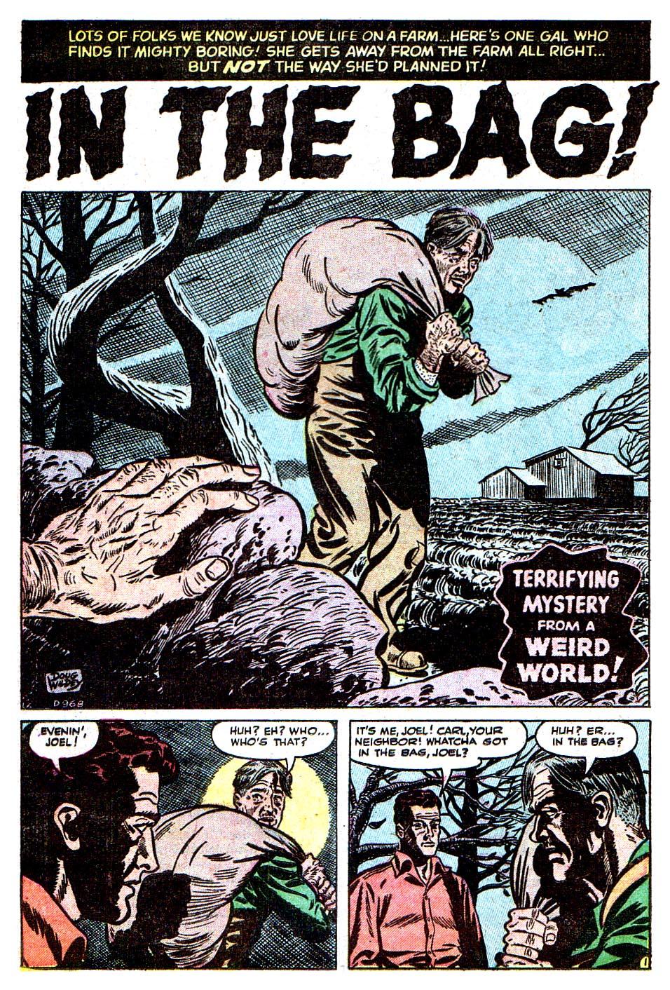 Read online Adventures into Weird Worlds comic -  Issue #28 - 7