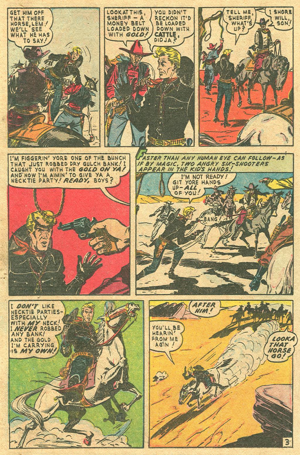 Read online Two-Gun Kid comic -  Issue #1 - 24