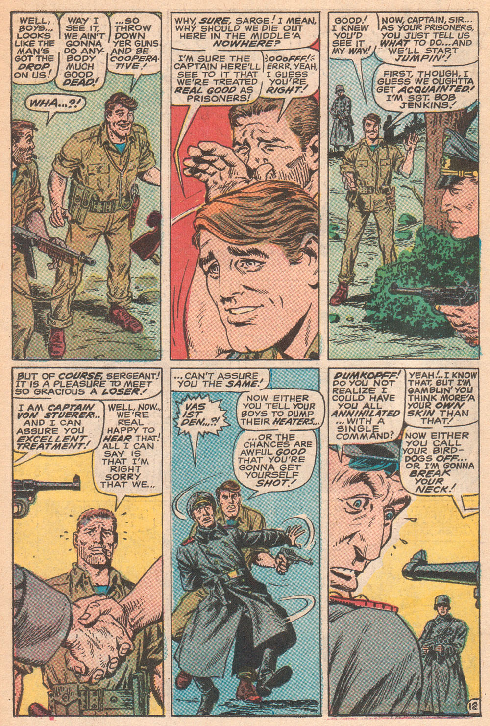 Read online Sgt. Fury comic -  Issue #70 - 18