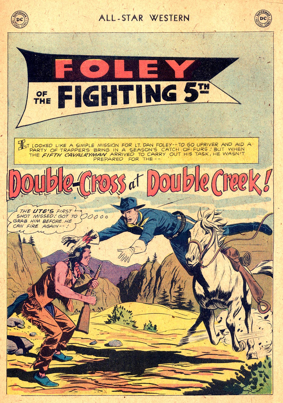 Read online All-Star Western (1951) comic -  Issue #104 - 15
