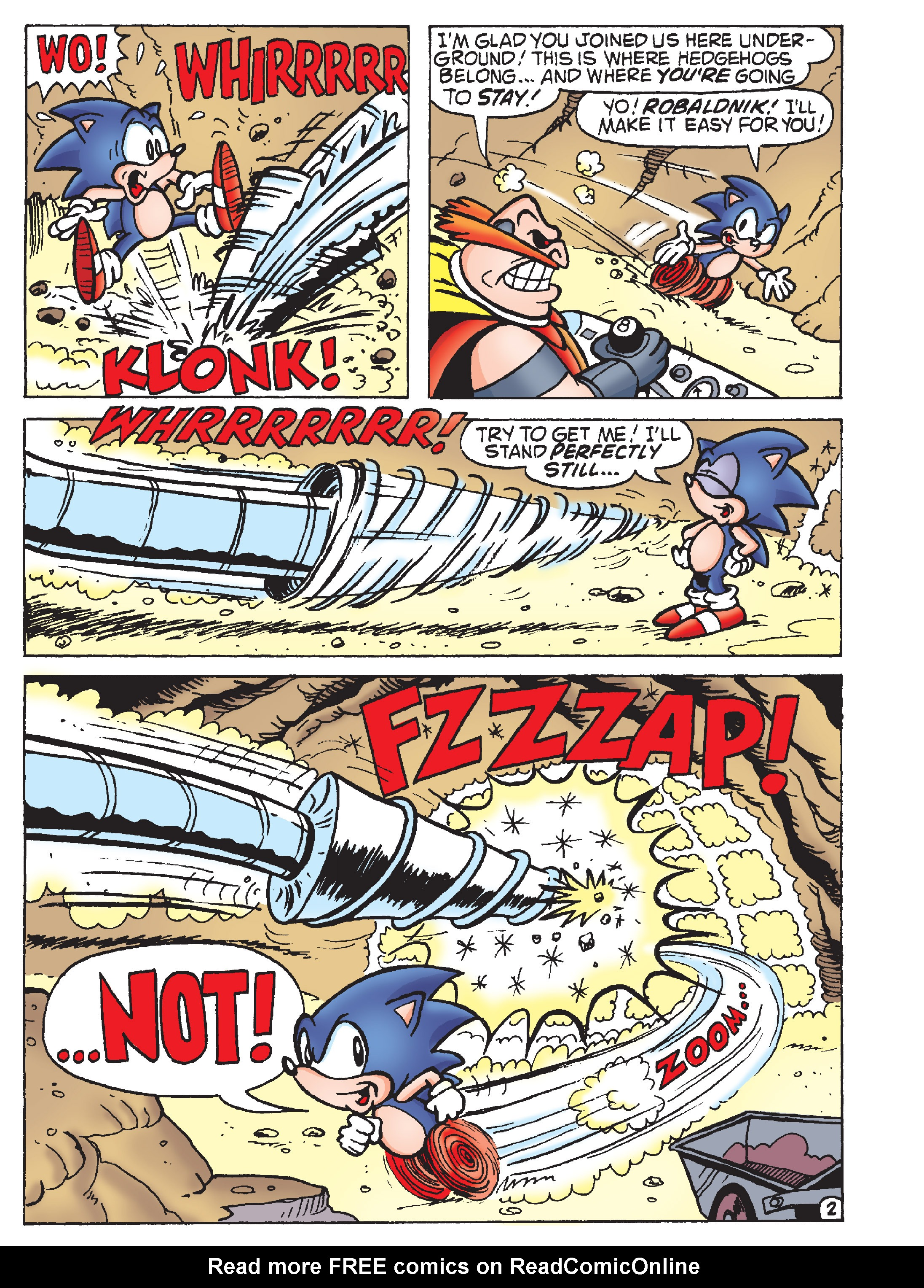Read online Sonic Super Digest comic -  Issue #7 - 75