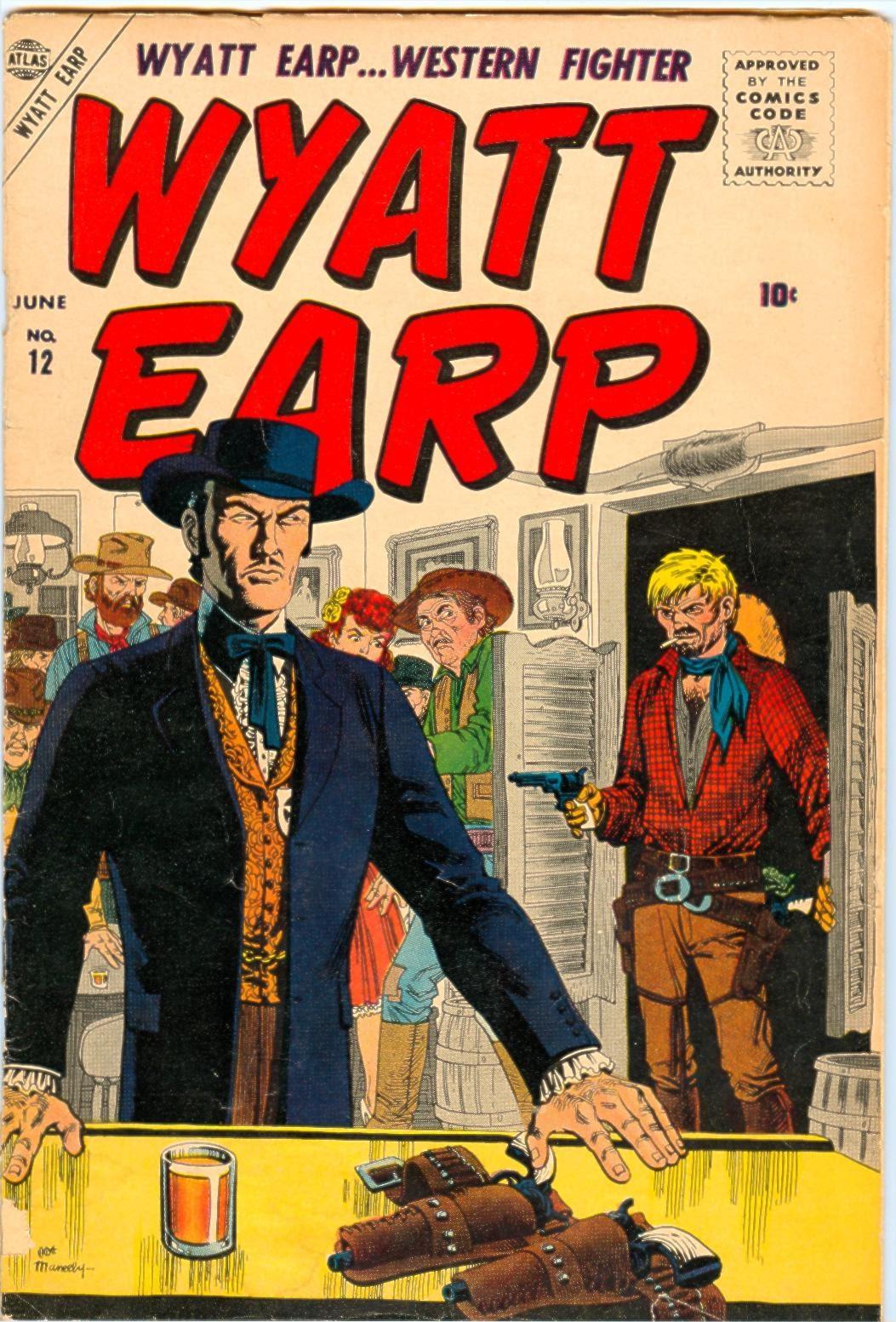 Wyatt Earp 12 Page 1