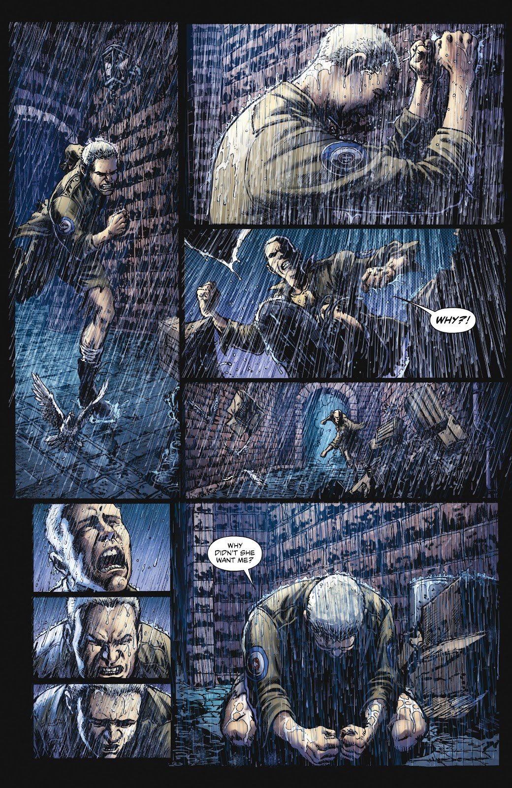 Read online Oliver comic -  Issue #3 - 4