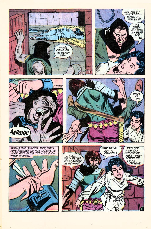 Read online Wonder Woman (1942) comic -  Issue #190 - 17
