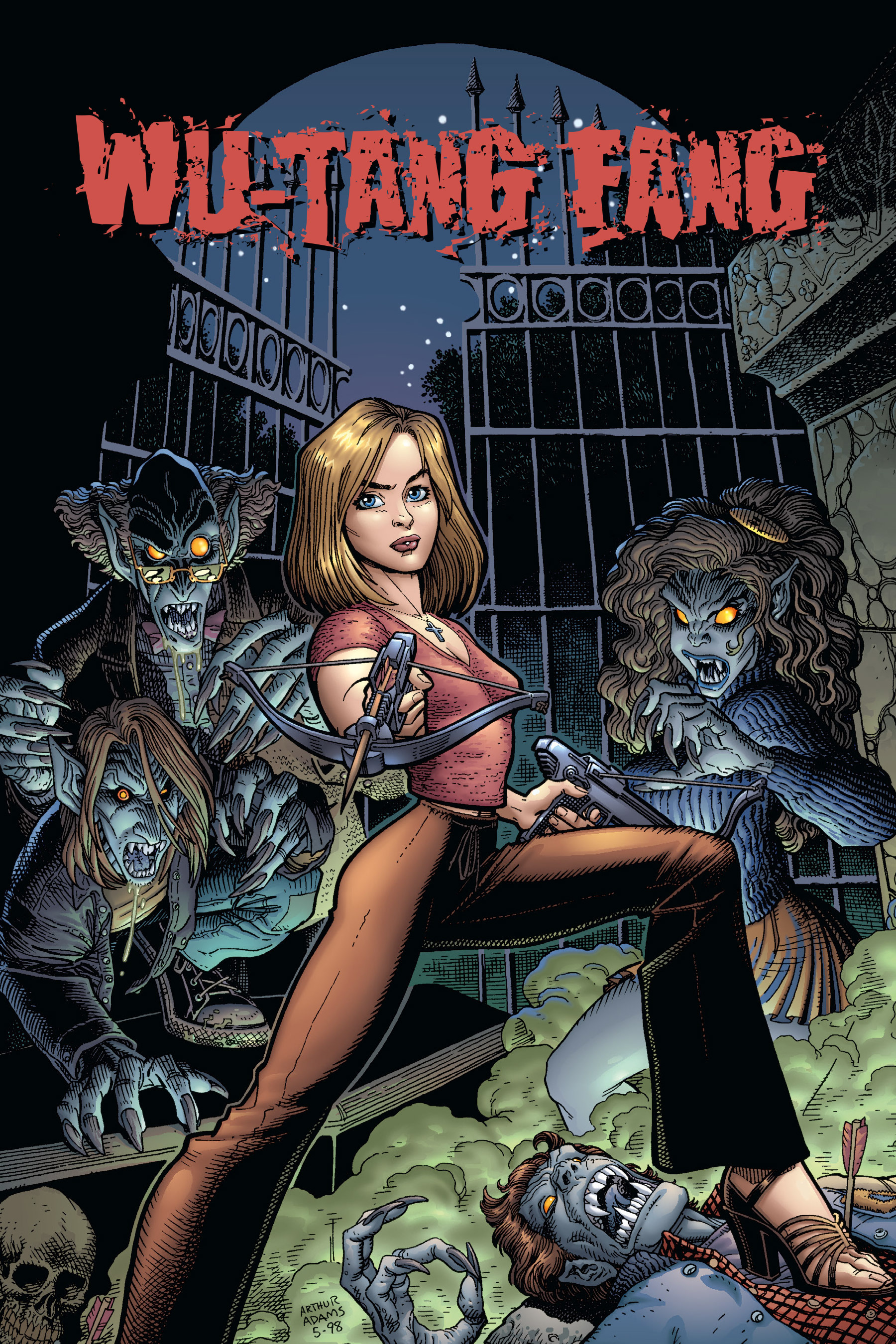 Read online Buffy the Vampire Slayer: Omnibus comic -  Issue # TPB 3 - 8