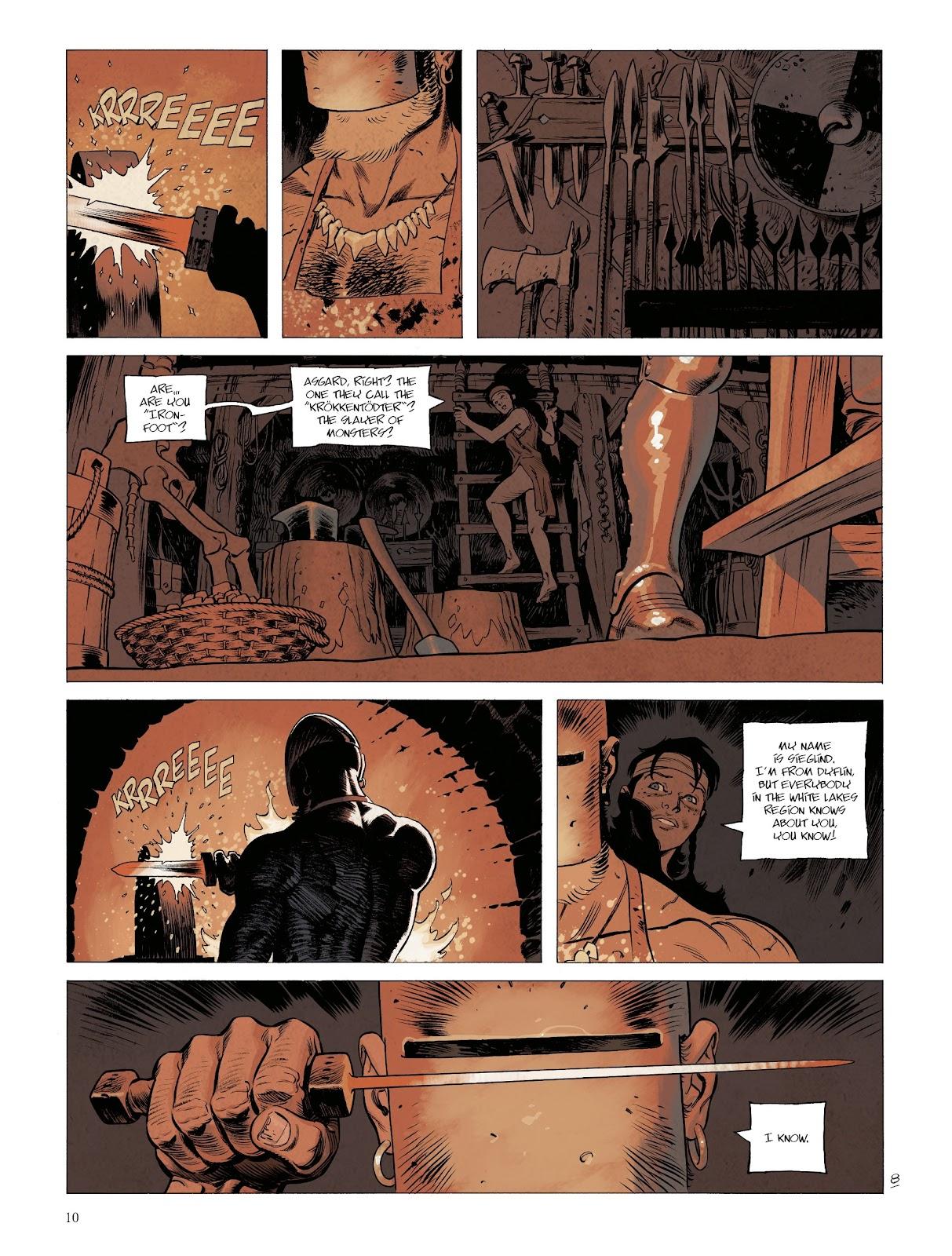 Read online Asgard comic -  Issue #1 - 12