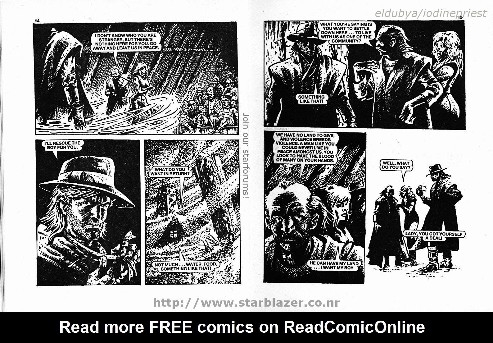 Starblazer issue 279 - Page 9