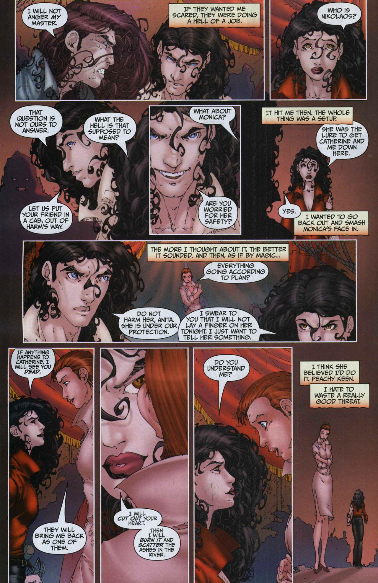 Read online Anita Blake, Vampire Hunter: Guilty Pleasures comic -  Issue #2 - 10