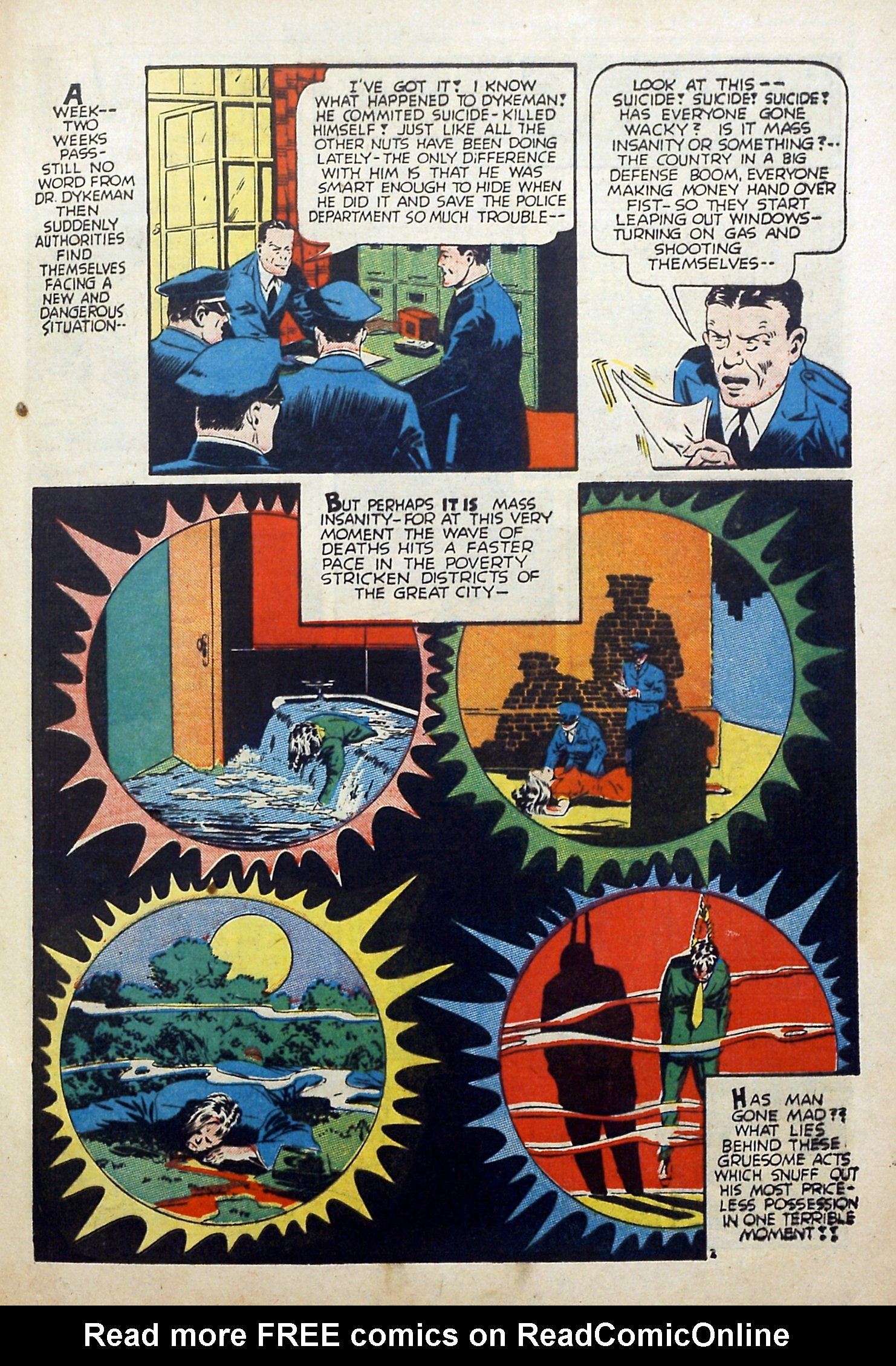 Daredevil (1941) issue 3 - Page 17