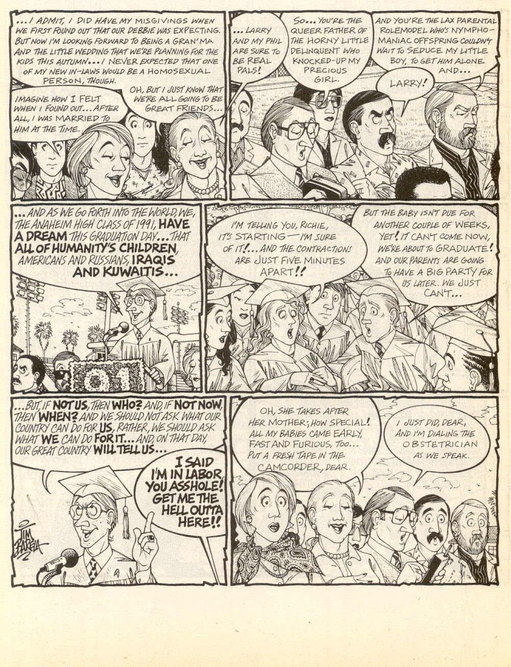 Gay Comix (Gay Comics) issue _Special_1 - Page 37