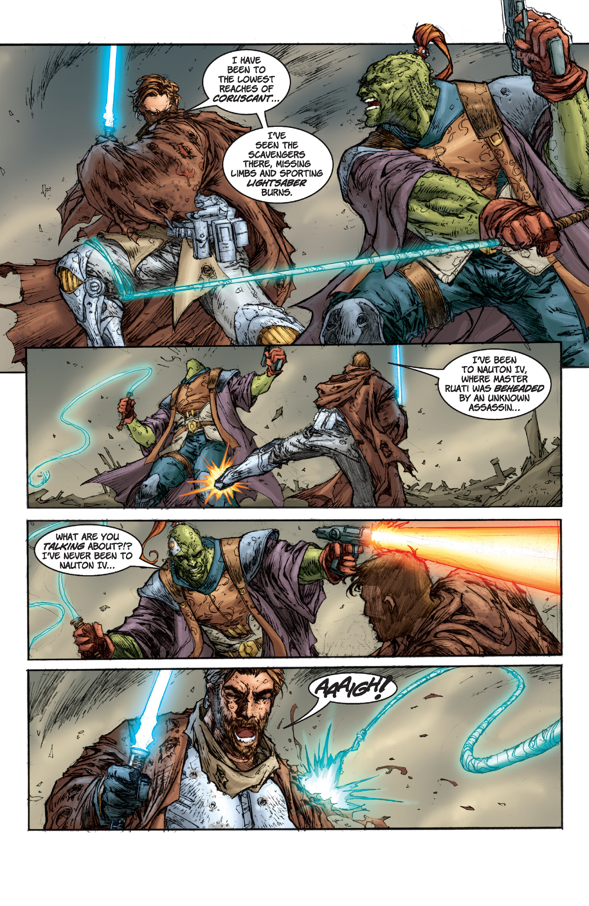 Read online Star Wars Omnibus comic -  Issue # Vol. 26 - 90
