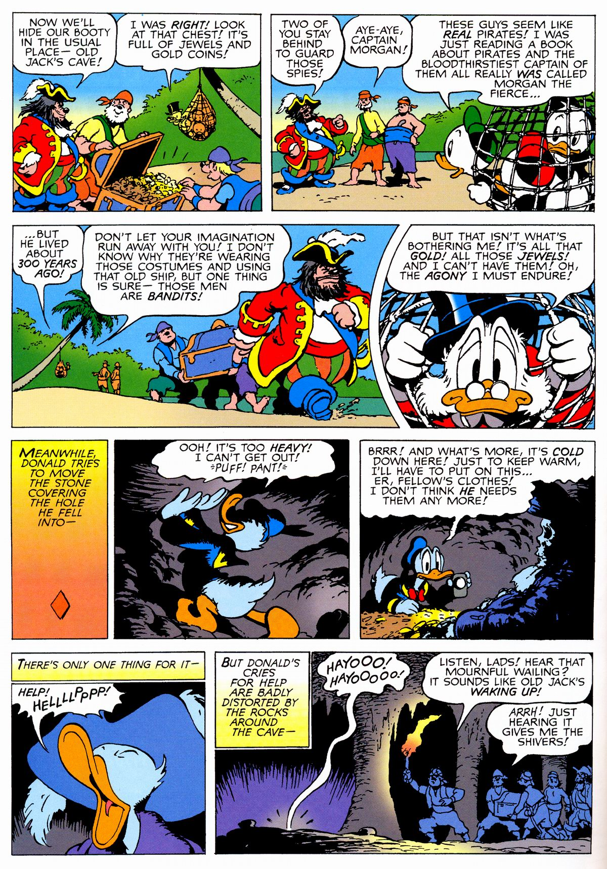 Read online Uncle Scrooge (1953) comic -  Issue #326 - 60