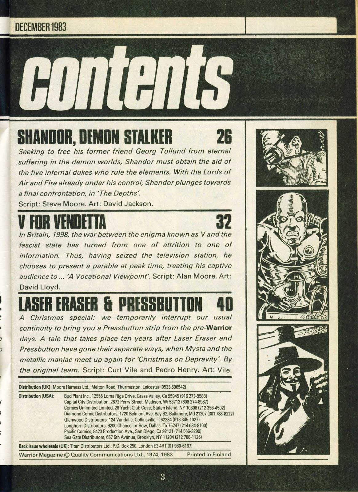 Warrior Issue #16 #17 - English 3