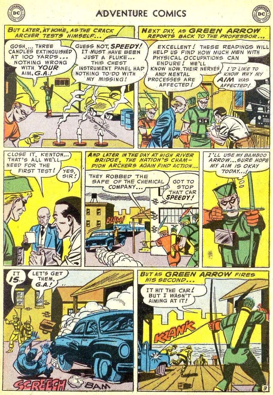 Read online Adventure Comics (1938) comic -  Issue #218 - 29