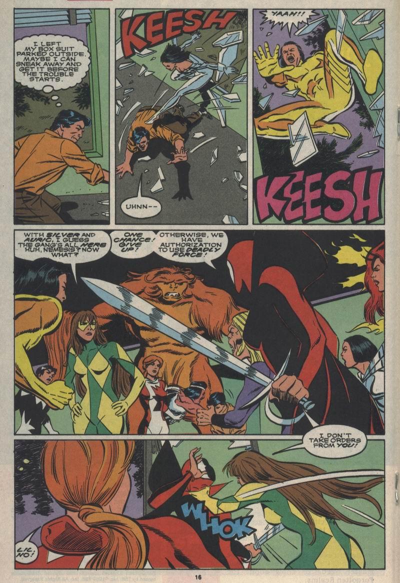 Read online Alpha Flight (1983) comic -  Issue #84 - 13