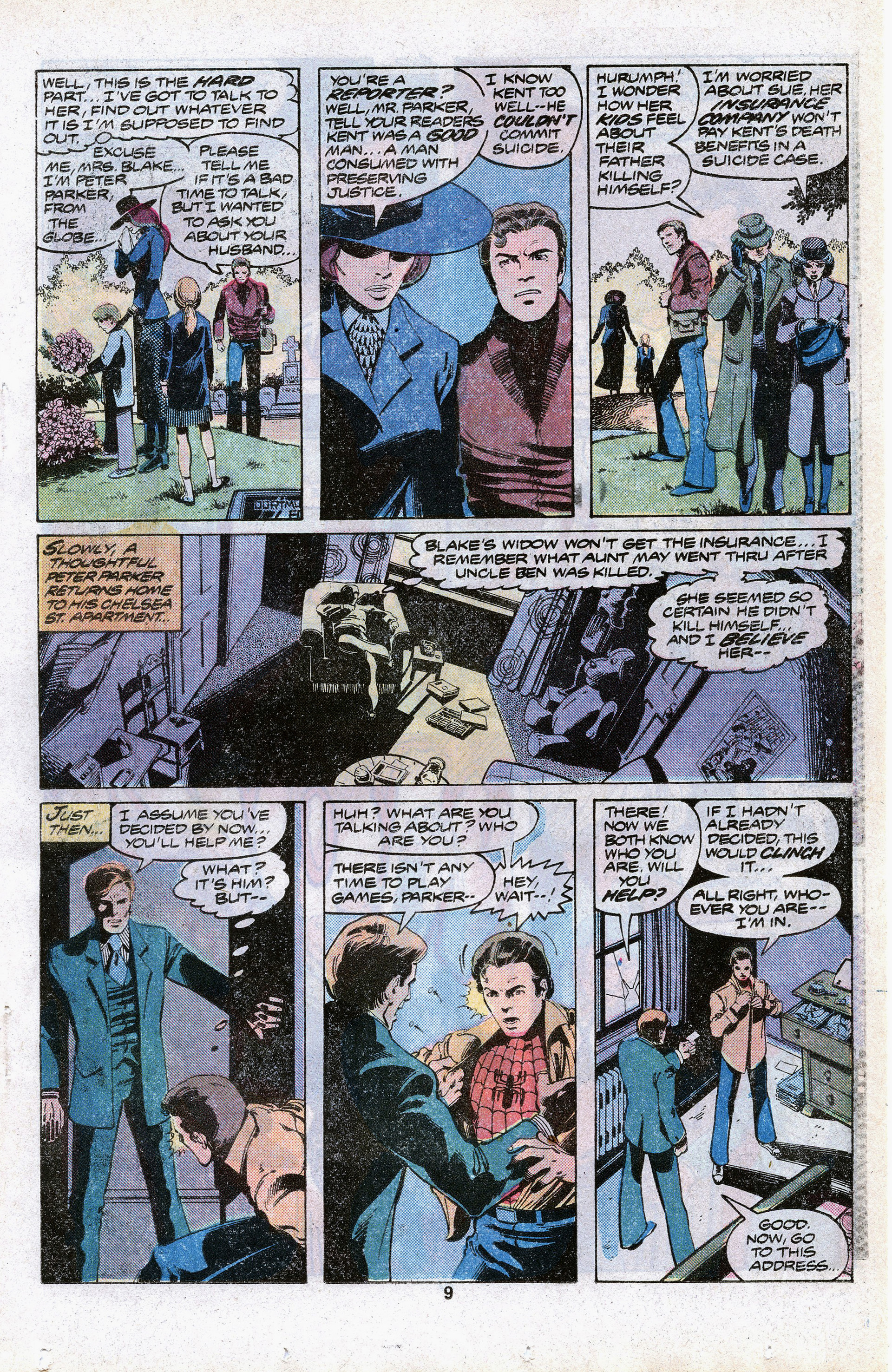 The Amazing Spider-Man (1963) _Annual_13 Page 7