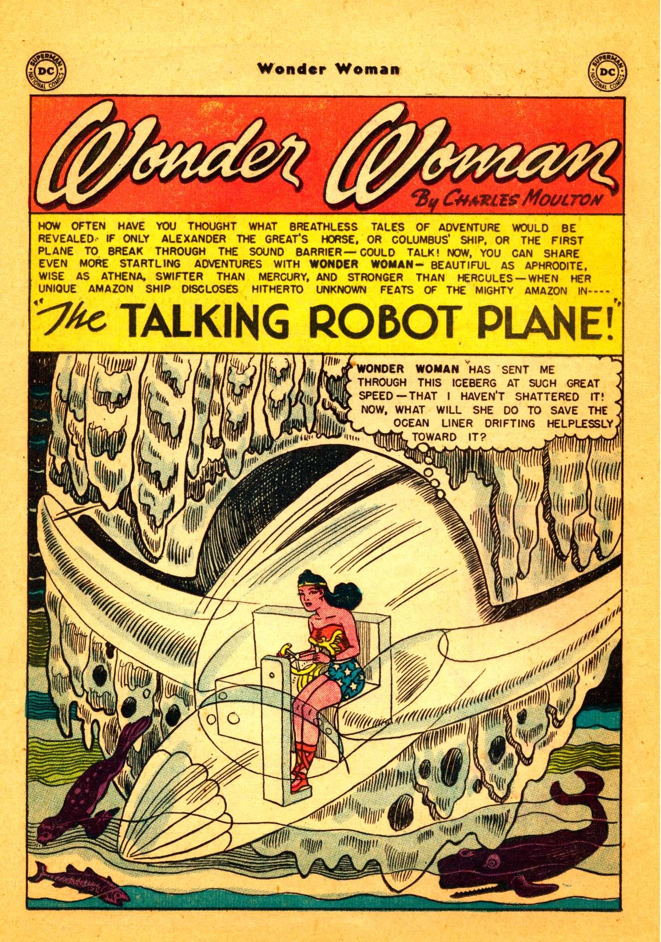 Read online Wonder Woman (1942) comic -  Issue #86 - 15