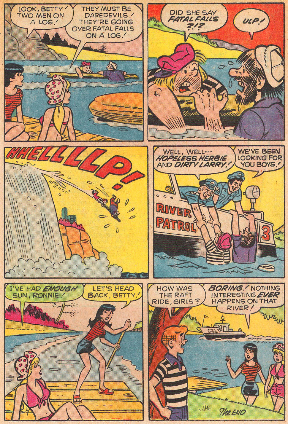 Read online Archie's Girls Betty and Veronica comic -  Issue #239 - 17