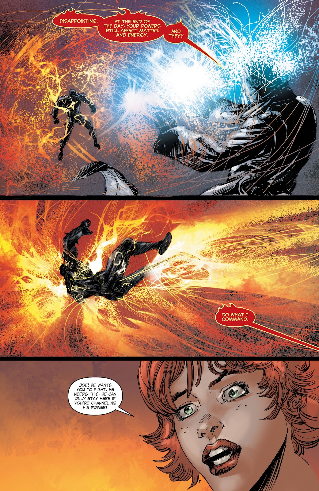 Read online The Curse of Brimstone: Ashes comic -  Issue # TPB (Part 2) - 66