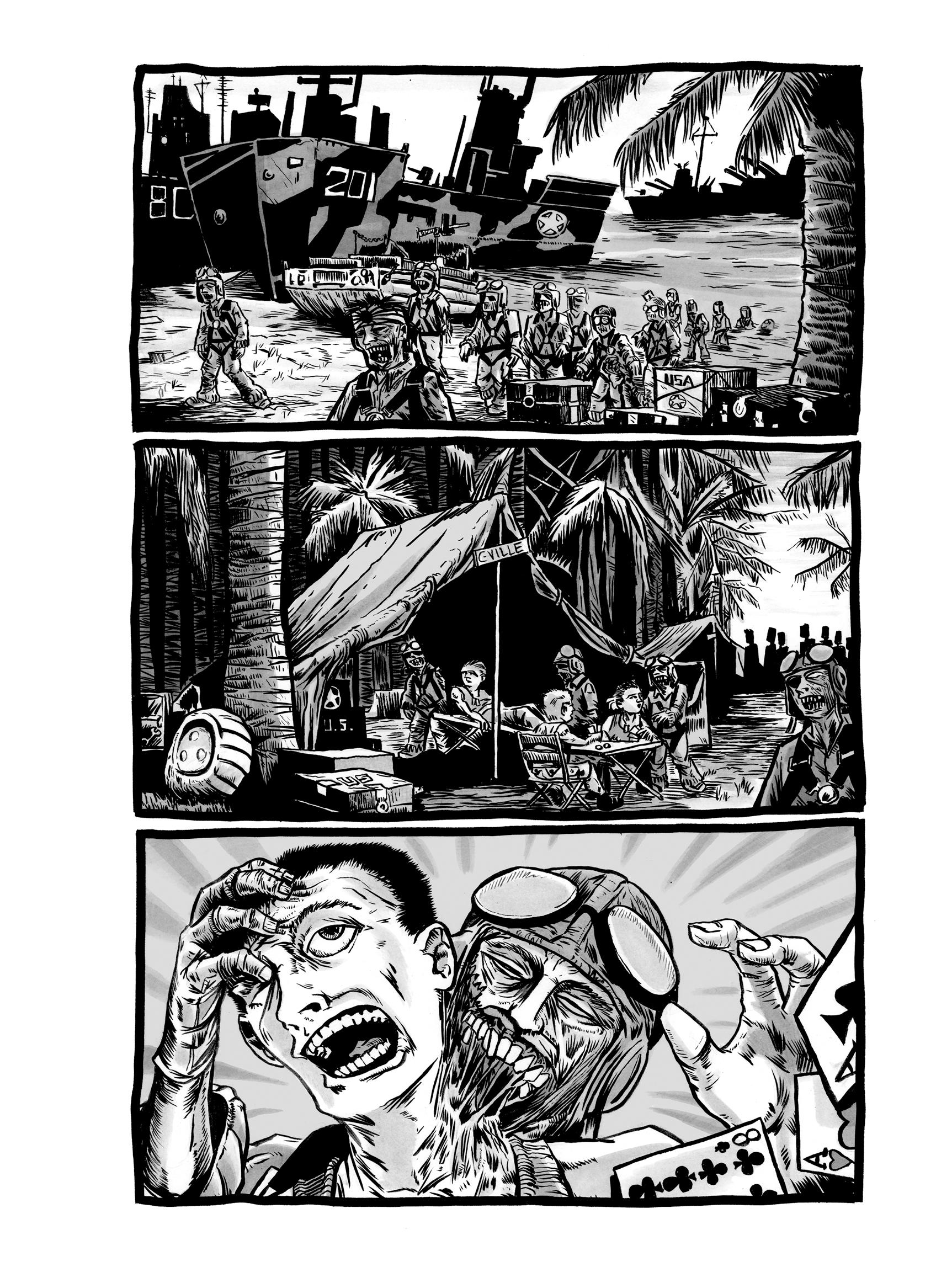 Read online FUBAR comic -  Issue #2 - 40