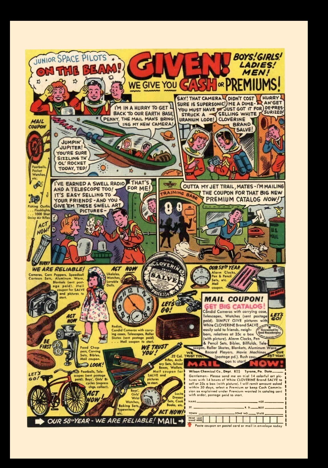 Read online All-Star Western (1951) comic -  Issue #72 - 36