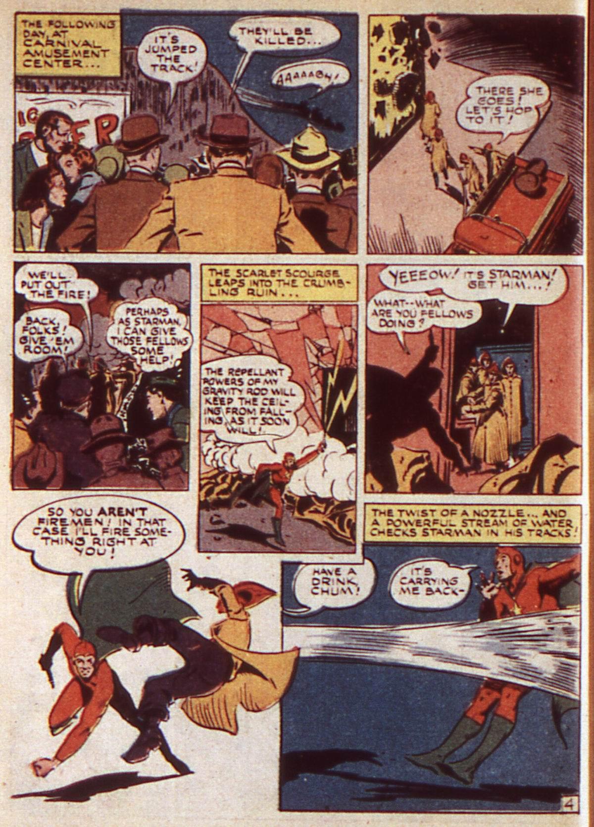 Read online Adventure Comics (1938) comic -  Issue #85 - 18