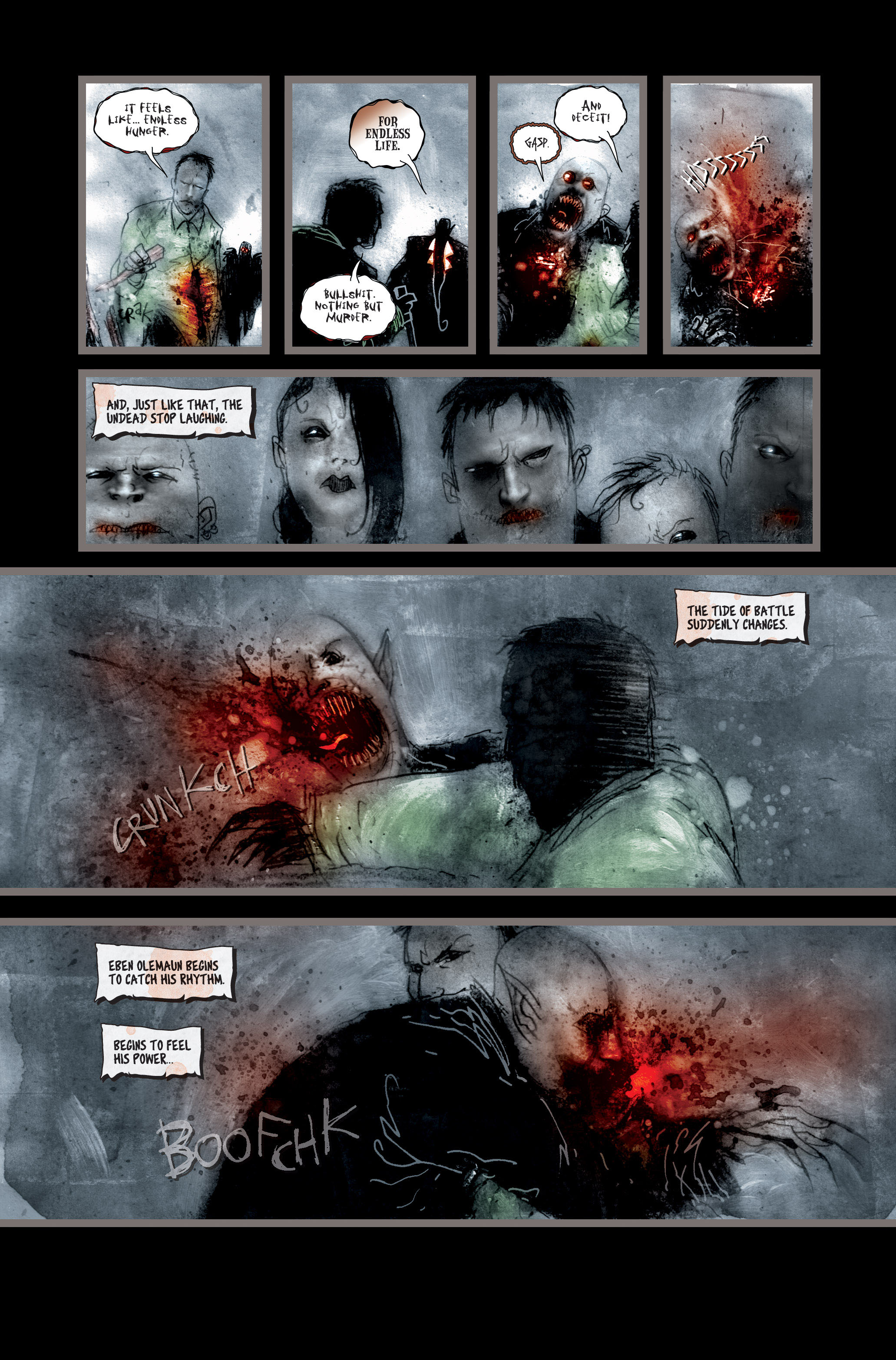 Read online 30 Days of Night (2002) comic -  Issue #3 - 22