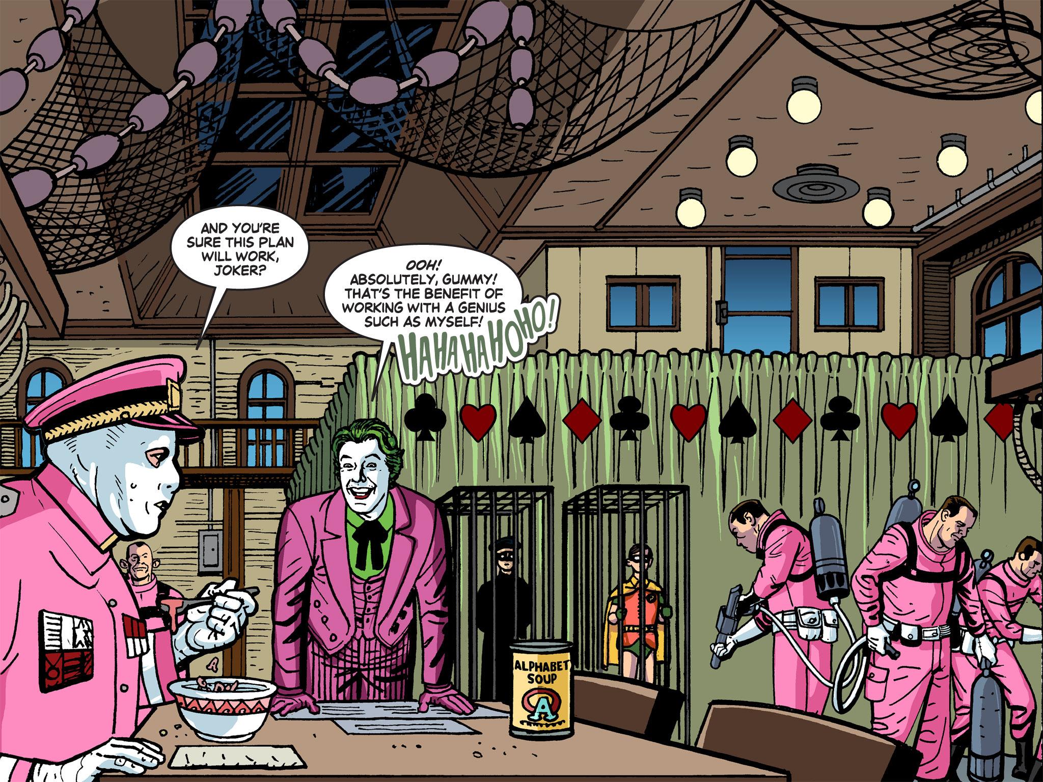 Read online Batman '66 Meets the Green Hornet [II] comic -  Issue #5 - 83
